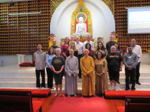 Introduction to Buddhism Class 2015