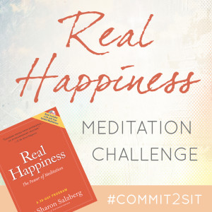 Sharon Salzberg Meditation Challenge 2018